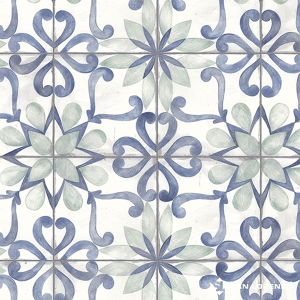 Imagen de Caja 4 pzas.porcellanato SAN LORENZO Blau 58x58
