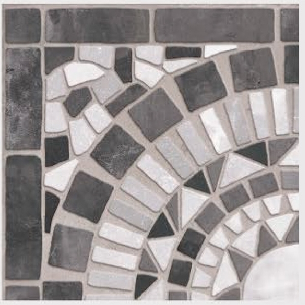 Imagen de Caja 18 pzas cerámica FERRAZZANO 36X36 Seclantás Gris 2da