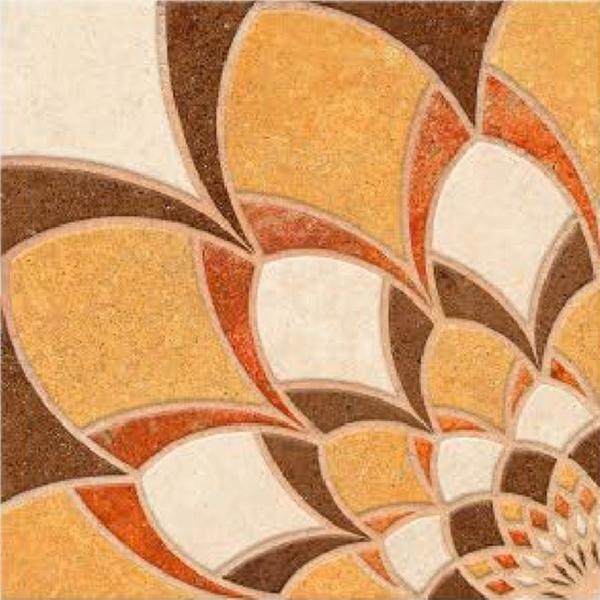 Imagen de Caja 18 pzas cerámica FERRAZZANO 36X36 Baritú Marrón 2da